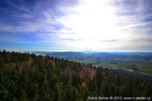Rozhledna Alpenblick