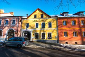 Frymburské muzeum