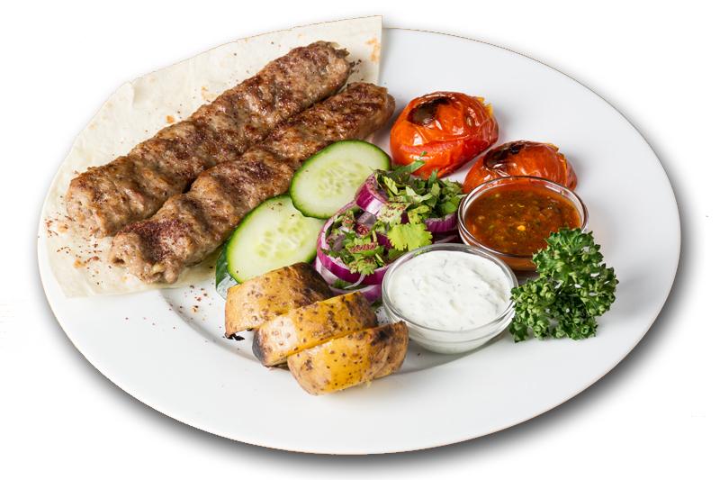 Kavkazská kuchyně - Hotel Leyla