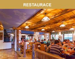 Restaurace Hotel Leyla