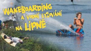 Wakeboarding Frymburk