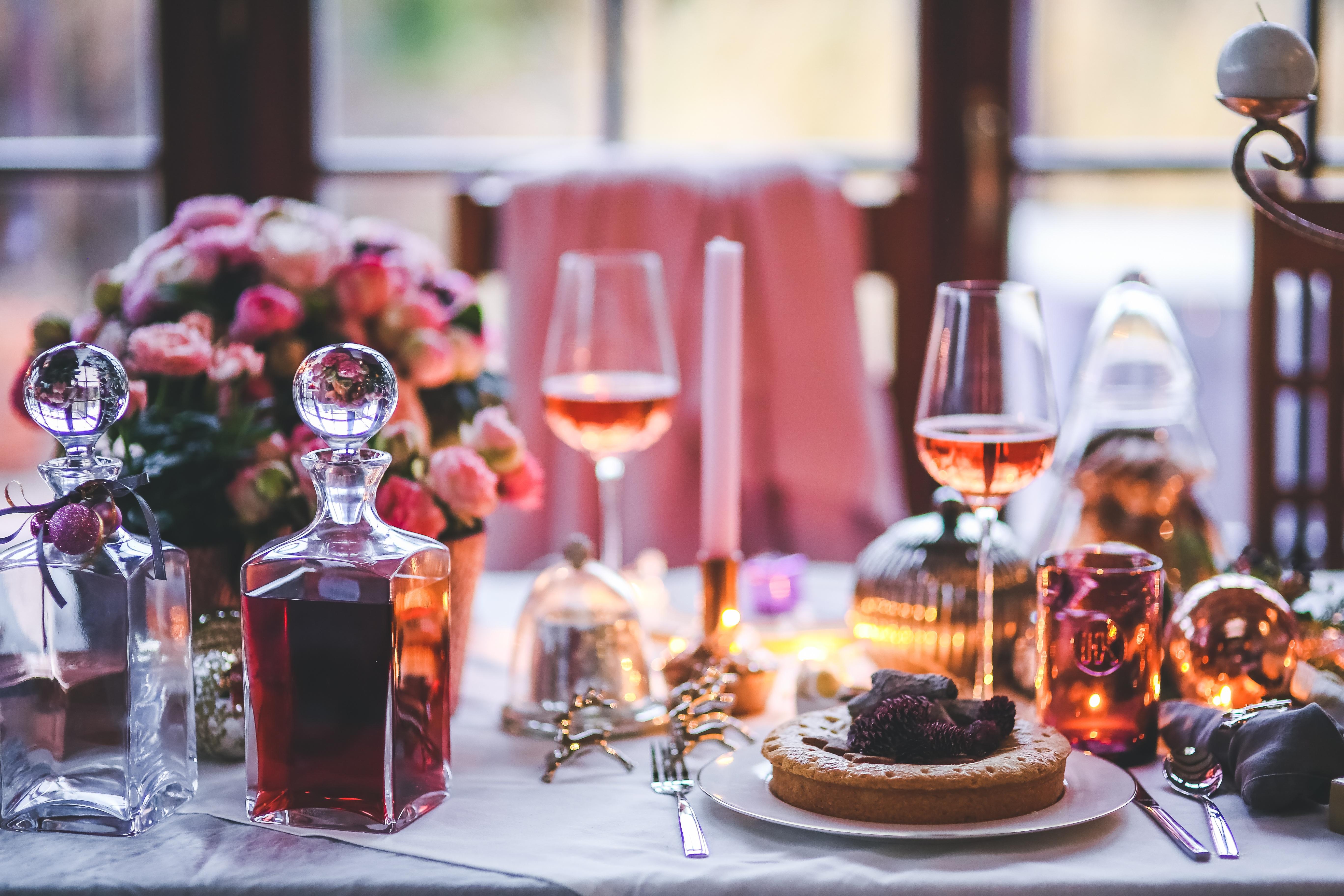 table-wine-meal-set-christmas-wedding-722561-pxhere.com